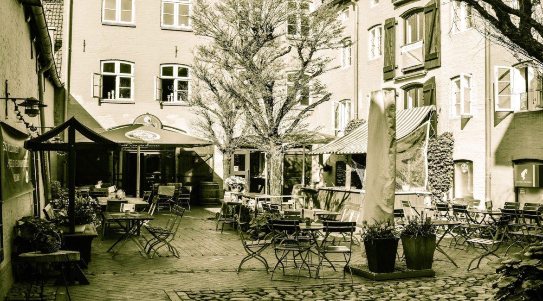 Impression Roter Hof, Flensburg
